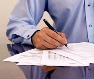 Процесс регистрации юридических лиц
